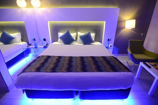 Tempo Hotel 4 Levent: Twin Room