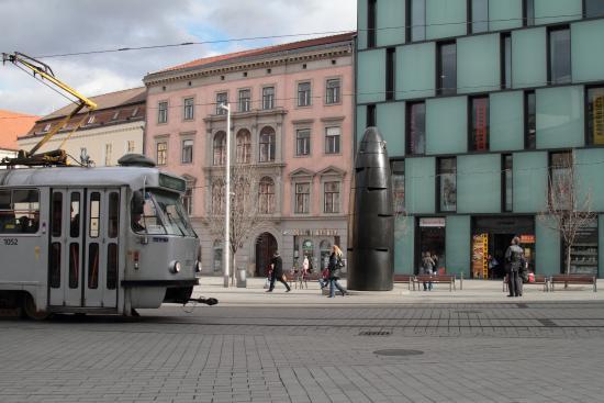 Brno, Republika Czeska: Aspettando le 12.00