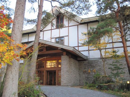 Kambayashi Hotel Senjukaku: 外観