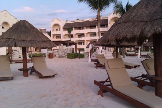 grounds balconies resort excellence riviera cancun puerto morelos rh tripadvisor com