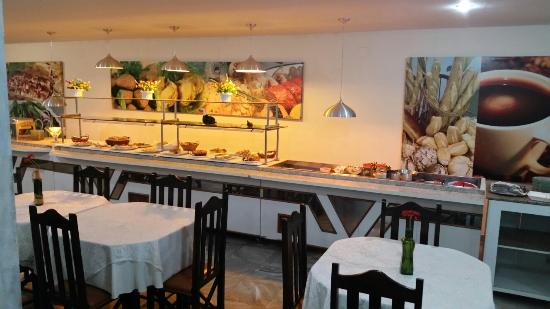 Teofilo Otoni, MG: Nobre Palace Hotel