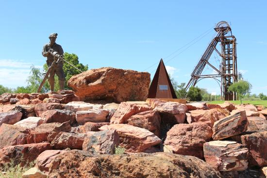 Cobar Miners Heritage Park