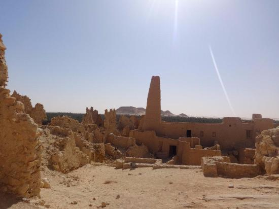 Temple of the Oracle of Amun / Aghurmi: Temple of the Oracle of Amun