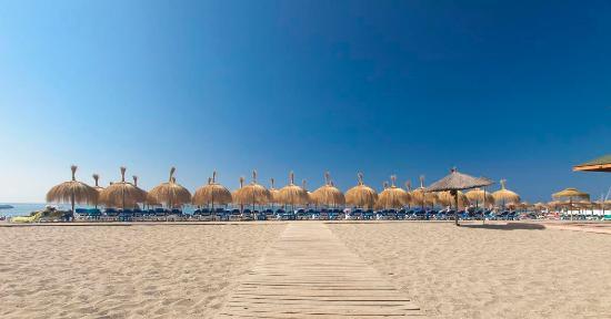Chiringuito Pepes Bar: Playa