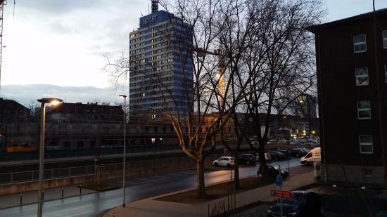 b und b hotel duisburg