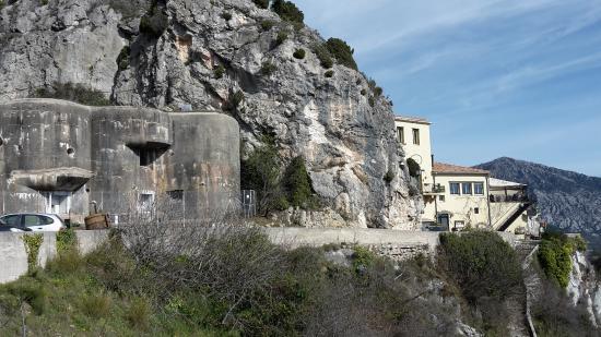 Le Righi: Le restaurant et le bunker