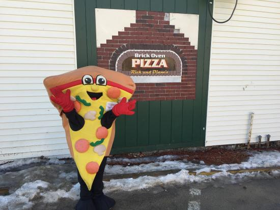 Antrim, NH: Rick and Diane's Restaurant and Pizzeria