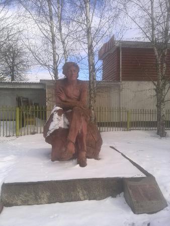 Monument to Klychkov