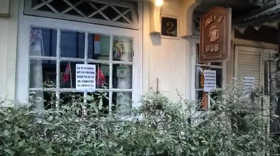 Joey's Pub: Adieu Puran Daju... Joes Club will remain closed till further announcement