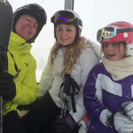 Oz en Oisans, Γαλλία: Awesome holiday with great instructors