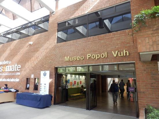Museo Popol Vuh