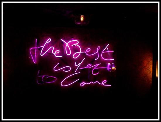 The Best Is Yet To Come Picture Of Brooklyn Club Lounge