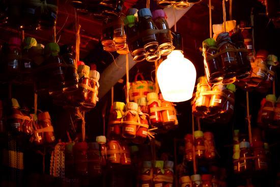 เมือง Chefchaouen, โมร็อกโก: Loja de souvenirs em Chefchouen