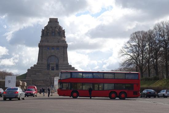 Royal London Bus - Lpz. Stadtrundfahrten