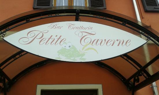 Province of Biella, Italy: Petite Taverne