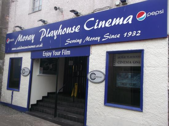 ‪Moray Playhouse‬