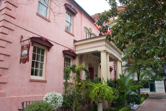 pink house picture of olde pink house restaurant savannah rh tripadvisor com