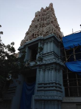 Secunderabad, India: Main entrance