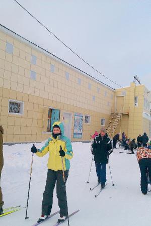 Kedr Ski Lodge