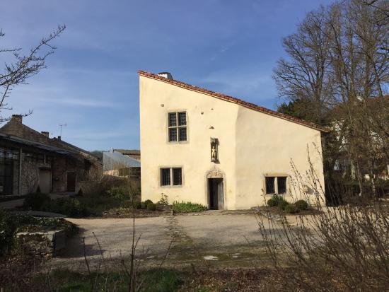 maison natale picture of maison natale de jeanne d arc domremy la pucelle tripadvisor