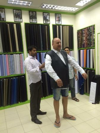 Andy the Tailor: Super to profess your mama feed them