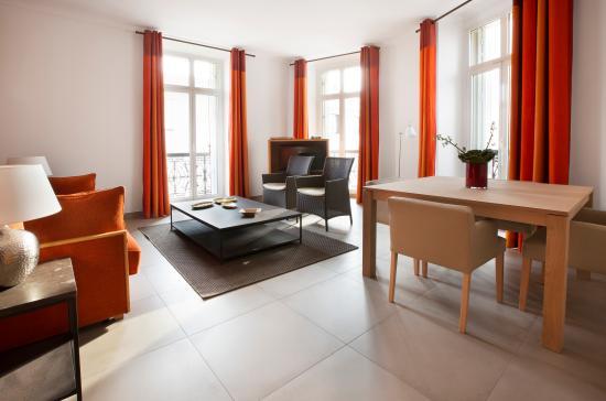 Cannes Croisette Prestige Apparthotel: 2 pièces 50 m2