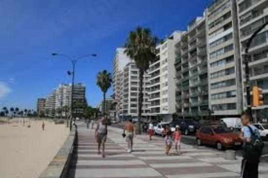 Montevideo Hotels On The Beach