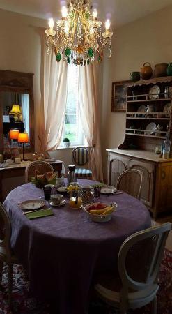 Saint-Loup-de-Fribois, France : Chambres D'Hotes Le Presbytere