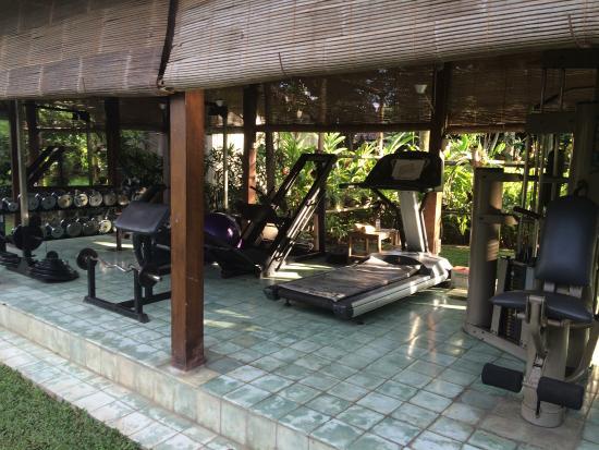 gym picture of d omah hotel yogyakarta sewon tripadvisor rh tripadvisor com