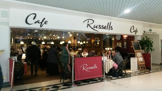 Russell S Cafe Rochdale