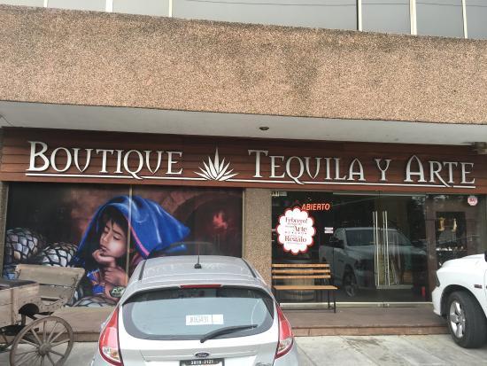 Boutique Tequila y Arte