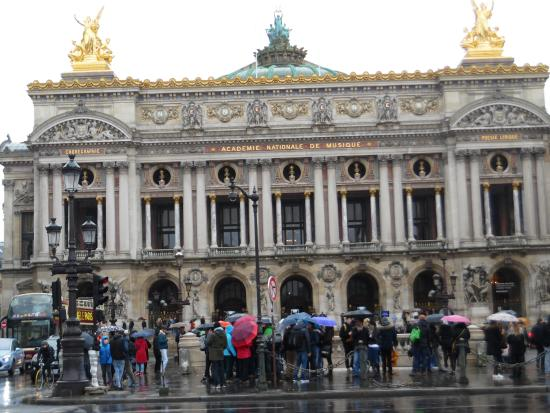 Hall Of Mirrors Picture Of Palais Garnier Opera