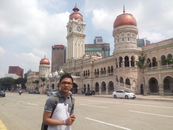 Bangunan Sultan ABdul Samad Building
