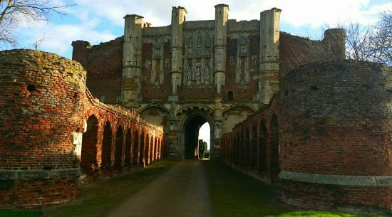 Ulceby United Kingdom  City new picture : ... Picture of Thornton Abbey and Gatehouse, Ulceby TripAdvisor