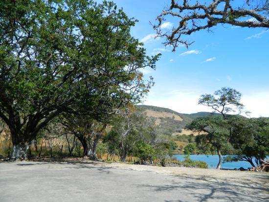 Comitan, México: Área de estacionamiento