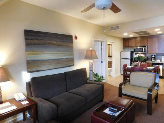 1 bedroom living room sofa pulls out to a bed picture of lake rh tripadvisor ie