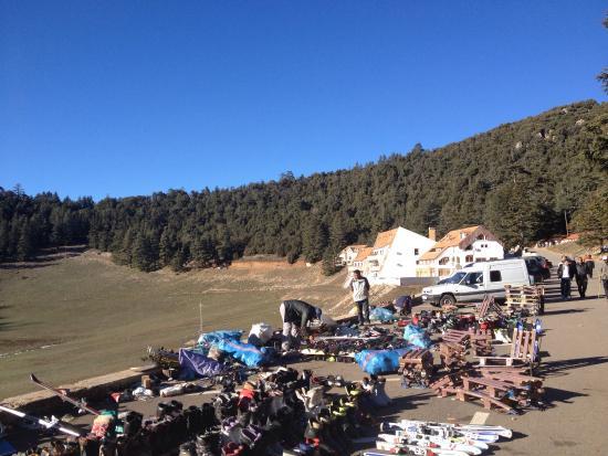 Michlifen Ski Station