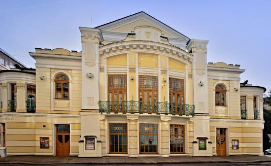 Mestske Divadlo Marianske Lazne, Town Theatre