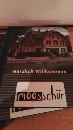 Moosschur