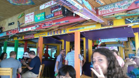 Fat Tuesday Nassau Bahamas