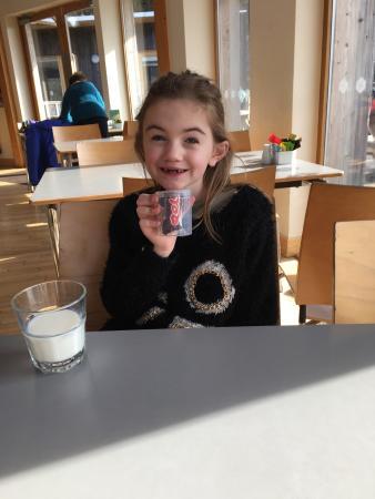 Cafe at Coed-y-Brenin