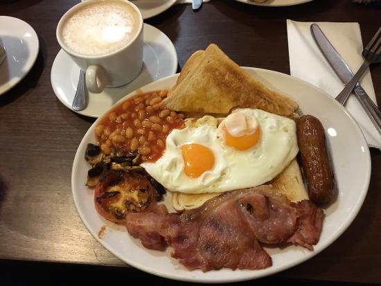Mimos Cafe Bar: Desayuno 😋