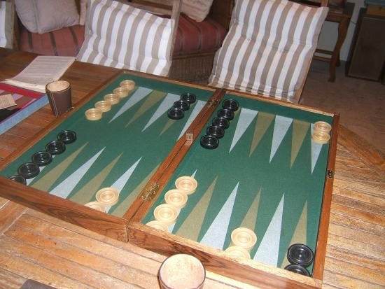 Disa Lodge: Bobby was instrumental in making popular the game of backgammon around South Africa.