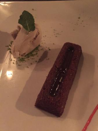 Le Gitan Grill: dessert