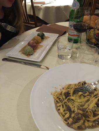 Vodo Cadore, Italien: Ristorante AceroRosso