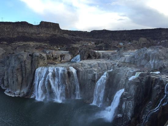 Picture Of Shoshone Falls, Twin Falls