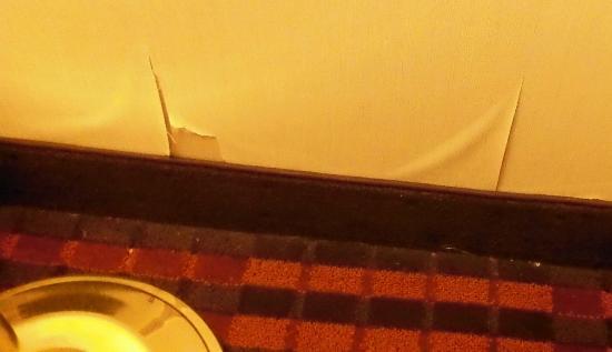 Coopersville, ميتشجان: torn wallpaper #1