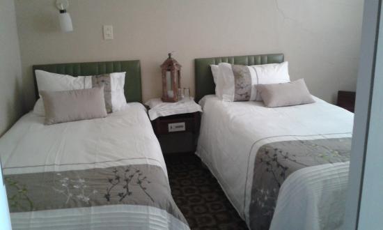 Hotel Radnor: Rooms sharing