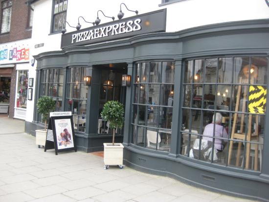 Pizza Express Picture Of Pizza Express Rayleigh Tripadvisor