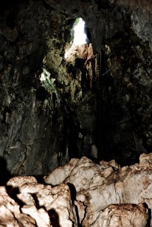 Nicoya, Коста-Рика: Caves